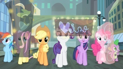 mlp saddle row and rec dailymotion